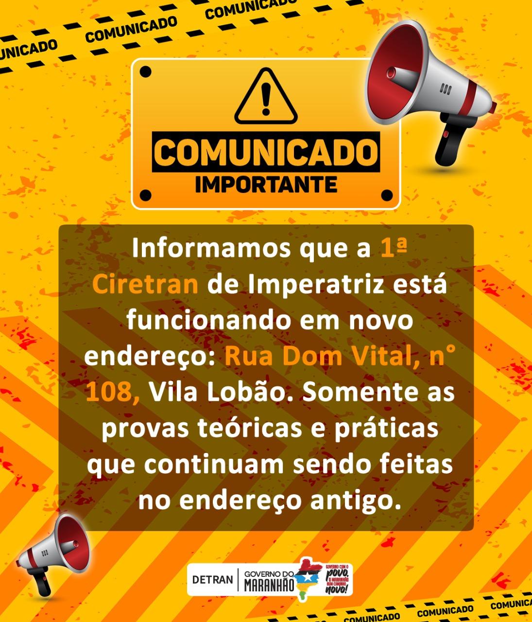 Comunicado Imp Novo