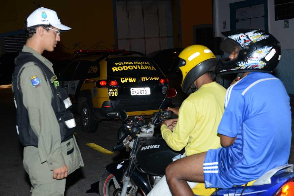 Primeira Operação Lei Seca de 2015 reúne Detran-MA, Polícia Militar e SMTT