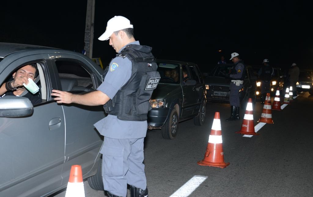 Detran-MA divulga o segundo balanço da Operação Lei Seca Pré - Carnaval