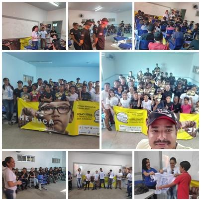 6ª CIRETRAN realiza palestra para Brigada Pré-Militar de Chapadinha