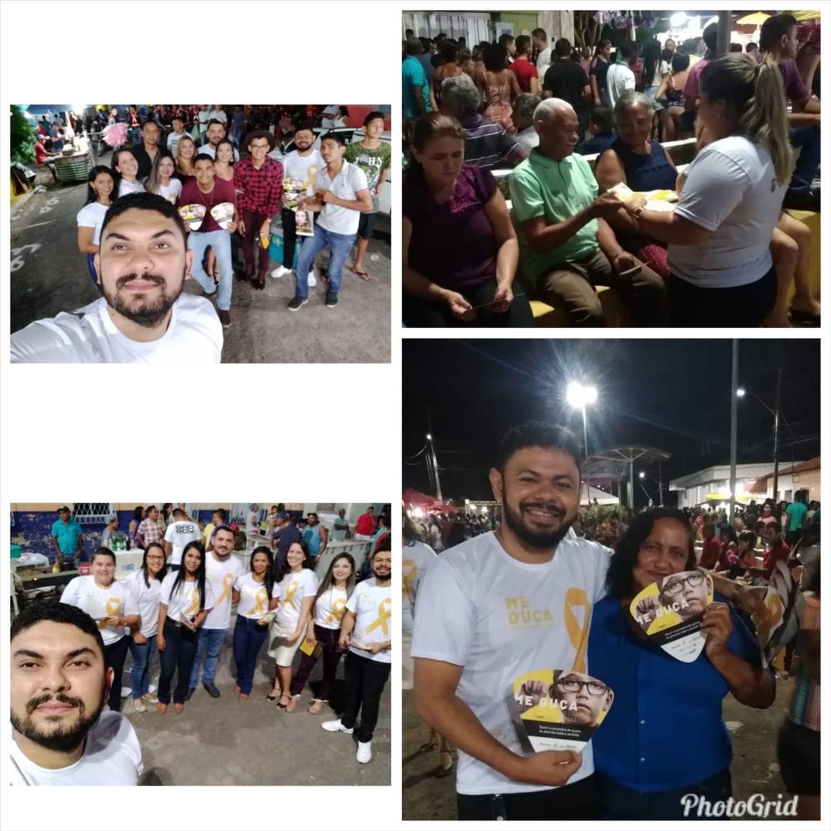 MAIO AMARELO- SÃO FRANCISCO DO MARANHÃO 2019