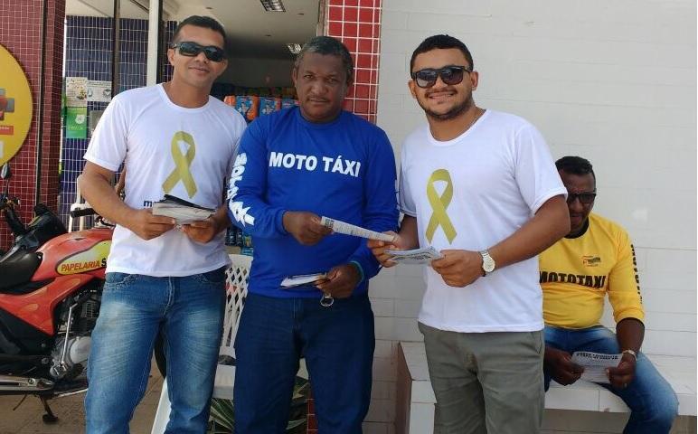 Ações Maio Amarelo 2017 - Aldeias Altas