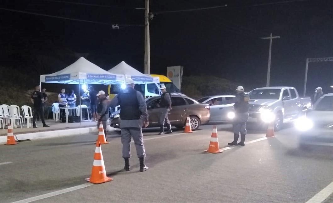 Detran/MA continua realizando blitzen da Operação Lei Seca nas avenidas de São Luís