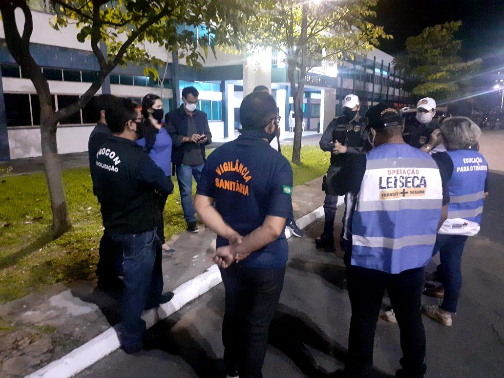 Detran-MA promoveu ação em postos de combustível da Região Metropolitana de São Luis