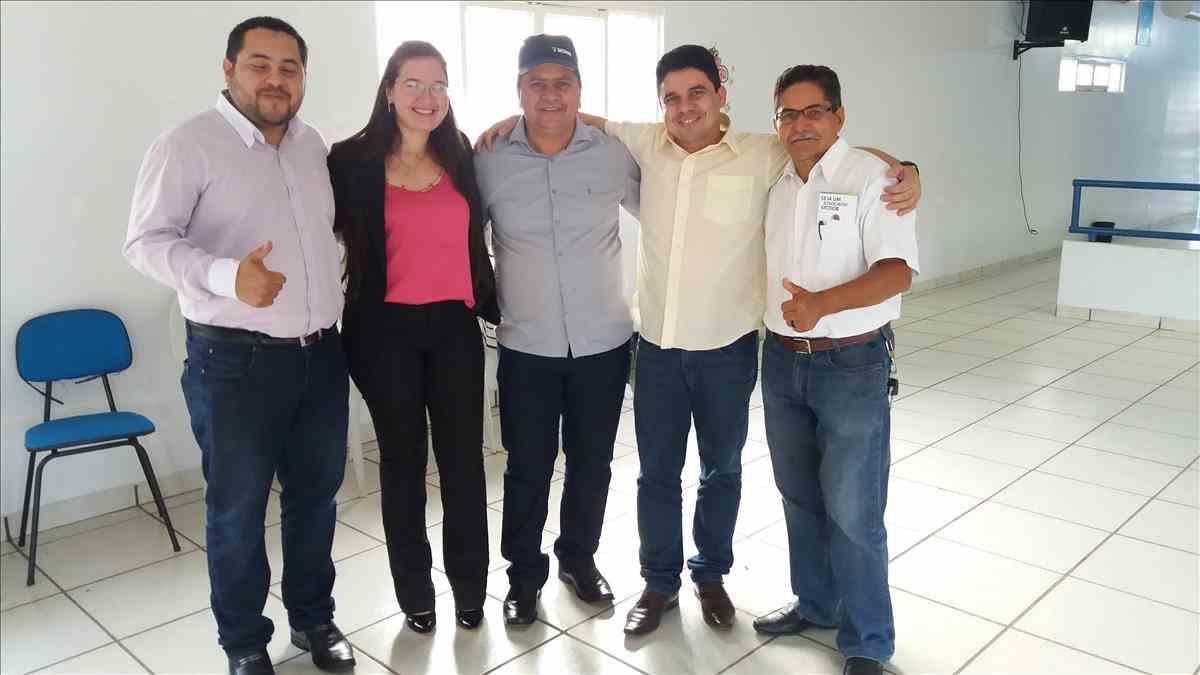 CIRETRAN DE AÇAILÂNDIA DISCUTE MUNICIPALIZAÇÃO DO TRÂNSITO EM SÃO FRANCISCO DO BREJÃO
