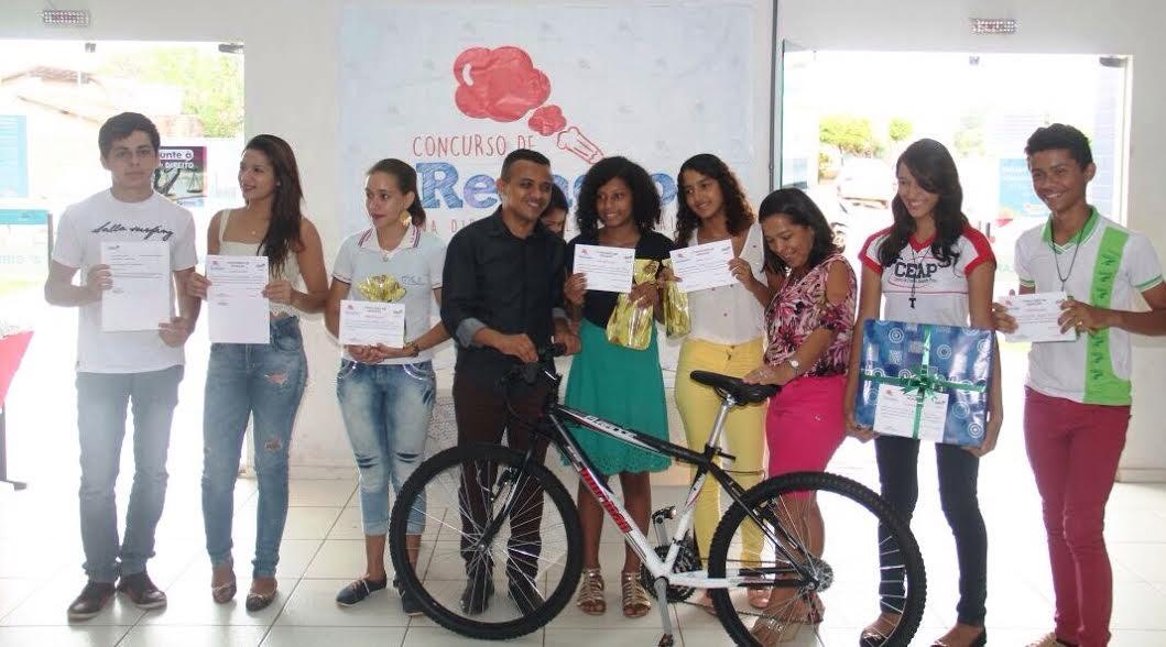 Premiação do Concurso de Redação