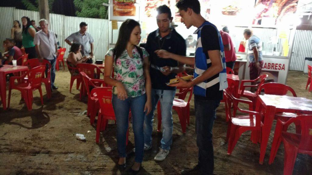 Ciretran leva educação para o trânsito à VII Expoaçailândia