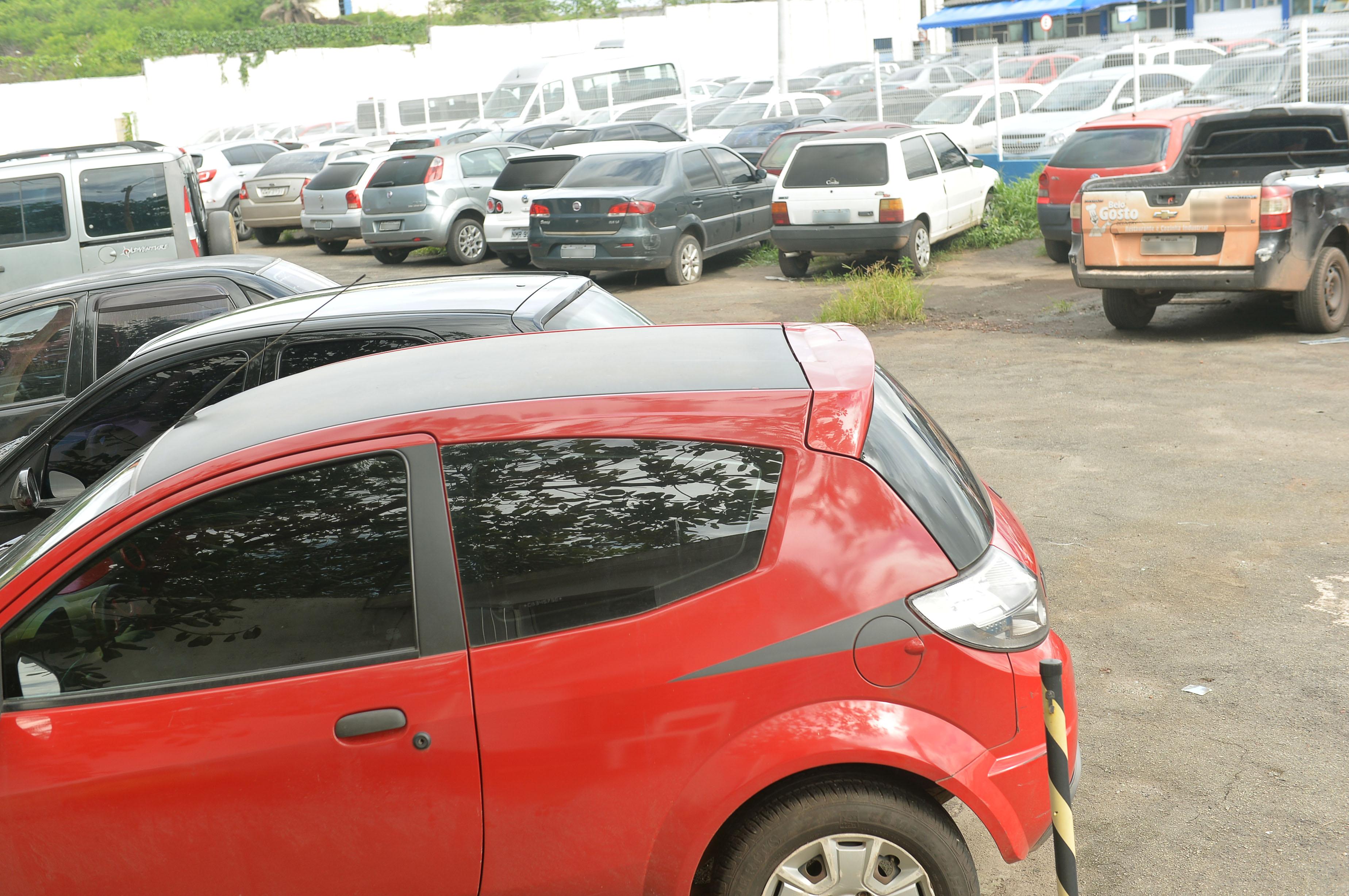 Detran-MA promove segundo leilão do ano de veículos apreendidos