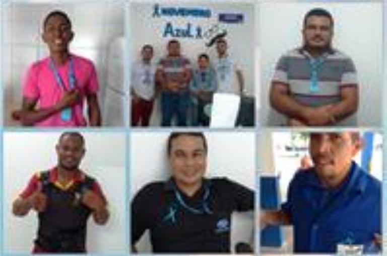 Ciretran de Bacabal faz ação da campanha Novembro Azul