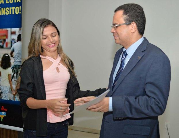 Governo do Maranhão empossa mais de 90 concursados no Detran e anuncia novos benefícios para os servidores