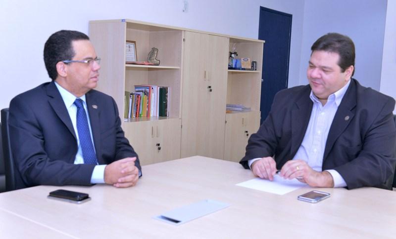 DETRAN-MA e UEMA articulam parceria em projetos para melhoria do trânsito