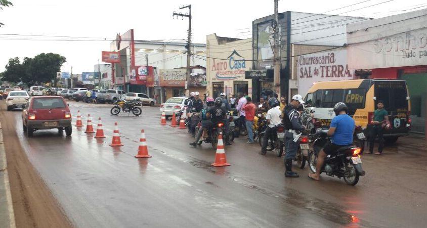 Fiscalização da Lei Seca é intensificada no interior do Maranhão