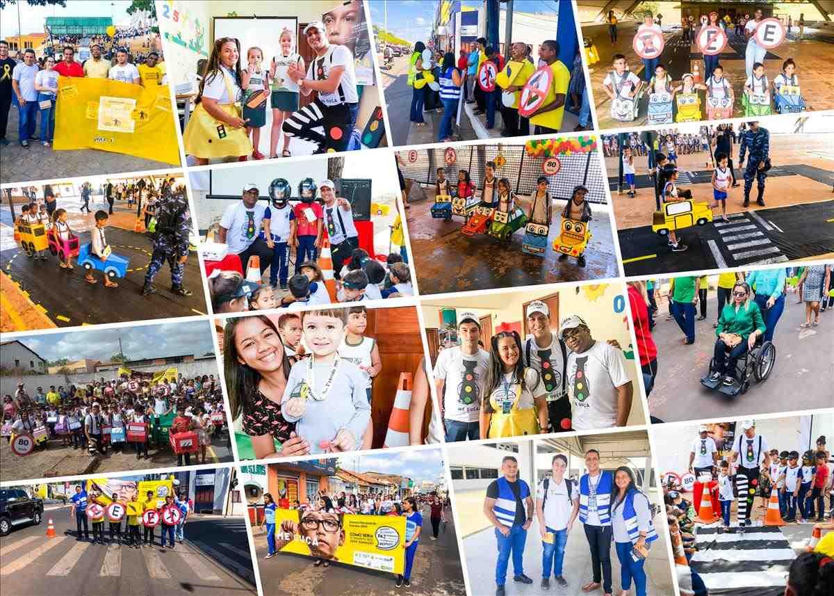 Ciretran de Pedreiras intensificou ações na Semana Nacional de Trânsito 2019