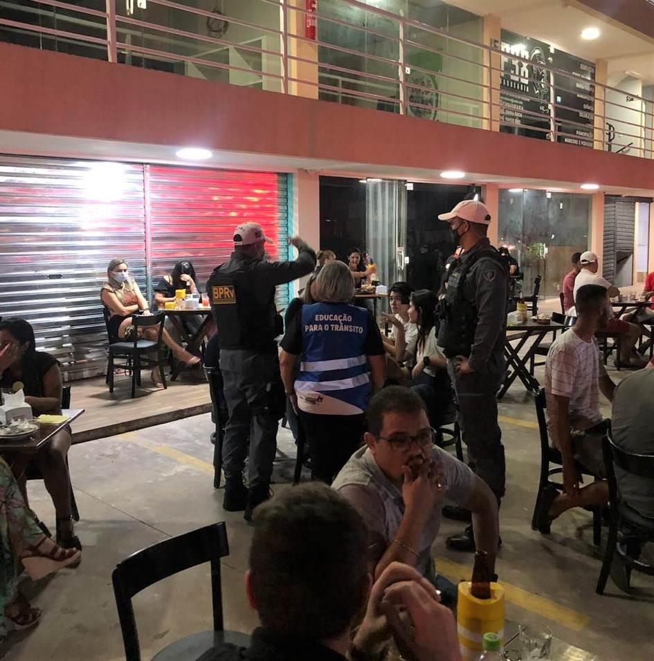 Vinhais, Angelim e Vila Palmeira são alvo de fiscalizações da Operação Posto Seguro
