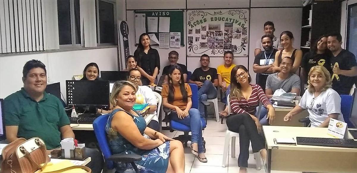 Educadores do Detran-MA se preparam para a Semana Nacional de Trânsito