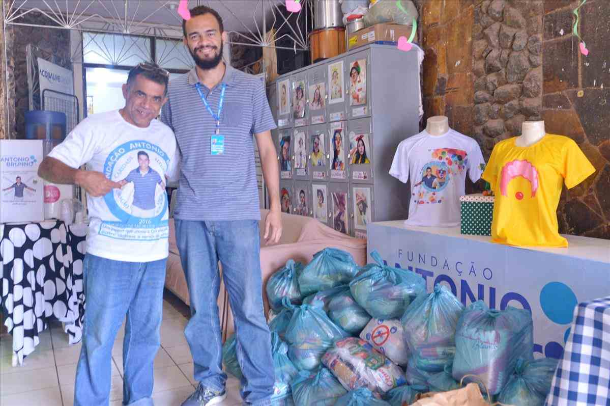Detran-MA realiza entrega de doações para a Fundação Antonio Brunno