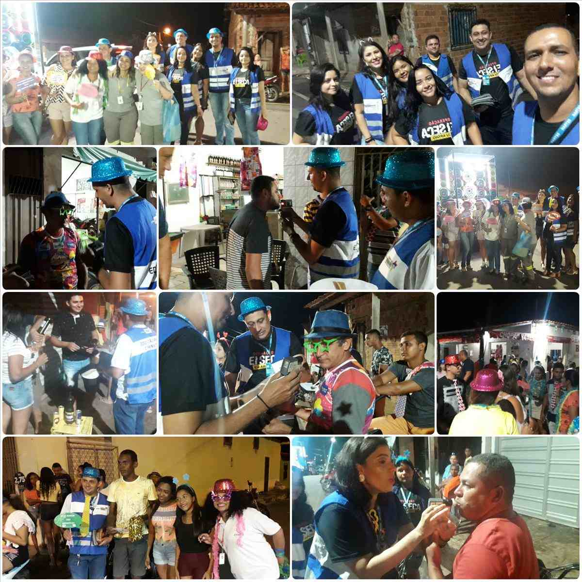COORDENAÇÃO DE PEDREIRAS EM PARCERIA COM A 12ª CIRETRAN REALIZAM AÇÃO EDUCATIVA EM SANTO ANTÔNIO DOS LOPES